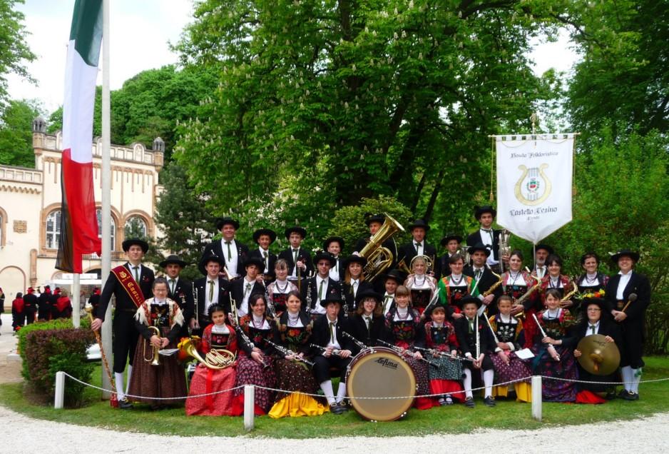 Banda Castello Tesino 1