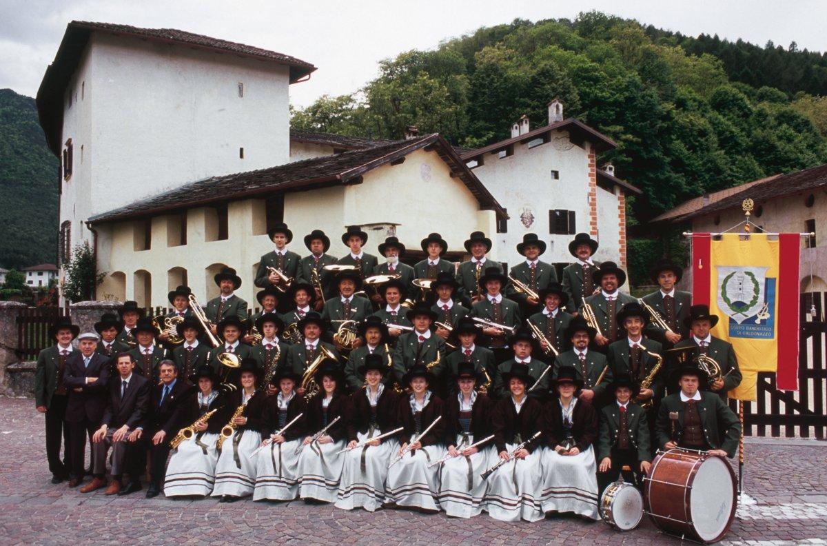 Corpo Bandistico di Caldonazzo RIVISSTA foto ufficiale