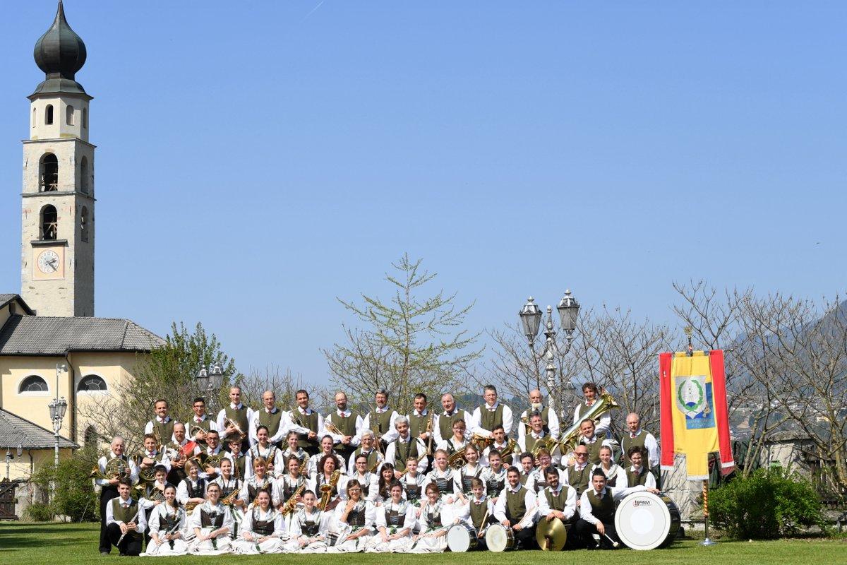 Foto Corpo Bandistico Caldonazzo 26-04