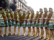 Fanfara e Majorettes di Baranowitschy (Bielorussia)