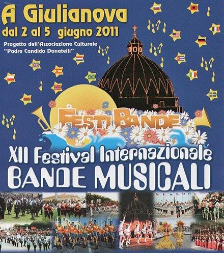 XIIª edizione: 2-5 Giugno 2011
