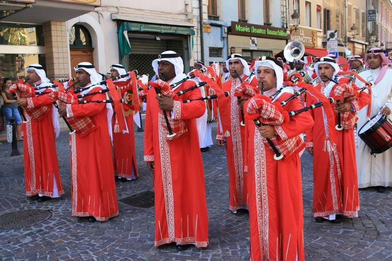 Banda Musicale delle Forze della Difesa del Bahrain