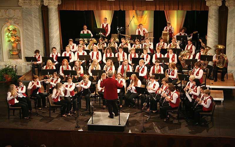 Junior Orchestr Plzen – Czech Republic