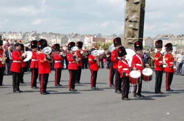 Cassino Band – Banda dei Cadetti delle Forze Armate Inglesi