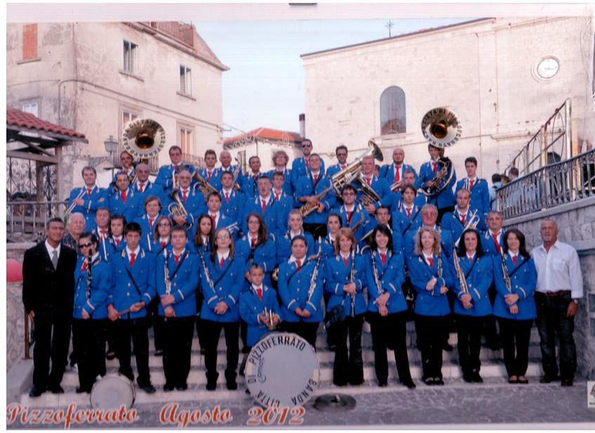 Banda Città di Pizzoferrato (Italia)