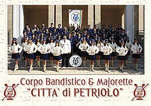 Corpo bandistico e Majirettes Città di Petriolo