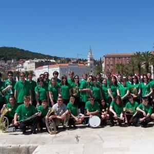 Wind Orchestra of Art School in Unicov