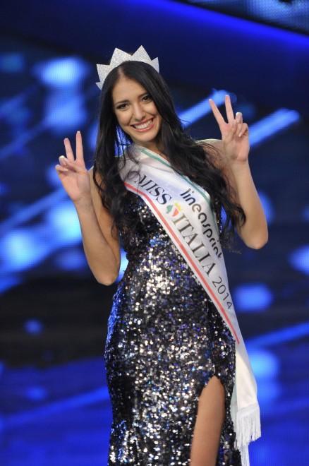 MADRINA Clarissa Marchese (Miss Italia 2014)