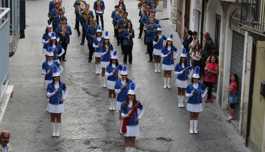 Complesso Bandistico Atessa '87 & Majorettes