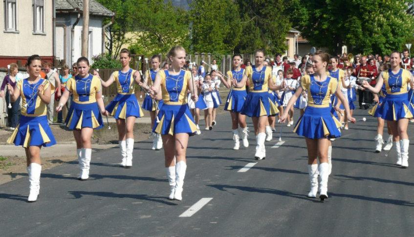 "Wind Band di Demecser, a.k.a ""Citrom Band"""