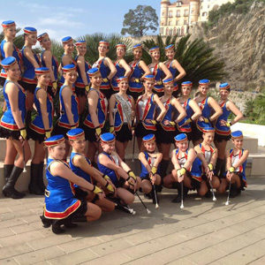 Dancing Majorettes di Mentana Roma
