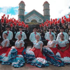 COSTA RICA – Banda Municipal de Zarcero