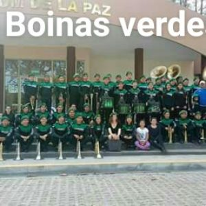 EL SALVADOR – Boinas Verdes Marching Band