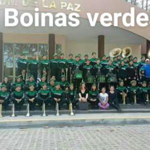 EL SALVADOR – Boinas Verdes Marching Band