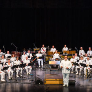 BELGIO – Royal Band of the Belgian Navy (fuori concorso)
