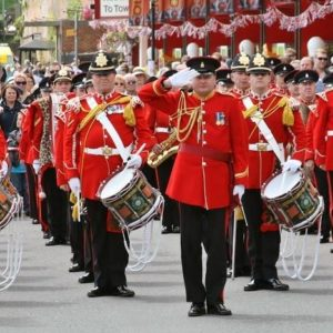 UK – The Yorkshire Volunteers Band