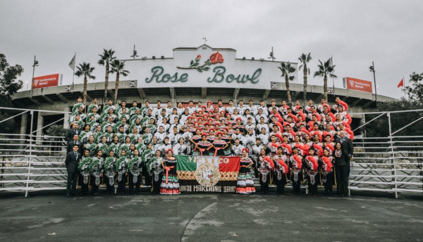 MESSICO – Buhos Marching Band di Xalapa, Veracruz