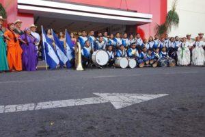 HONDURAS – Banda Juvenil 504 di Tegucigalpa