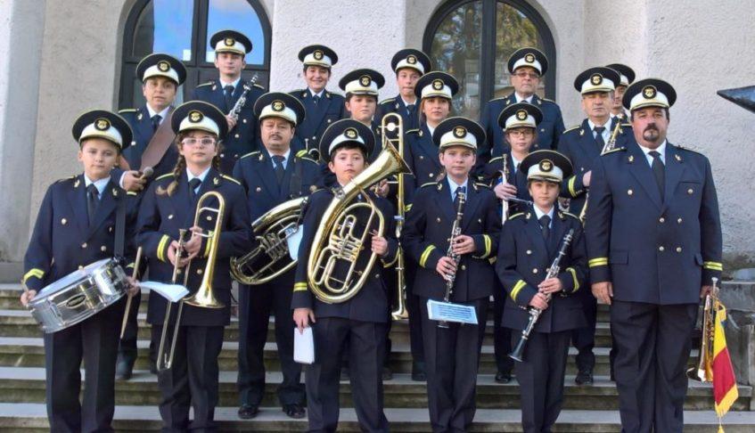 """ROMANIA – Brass Band """"Promenada"""" di Câmpia Turzii"""