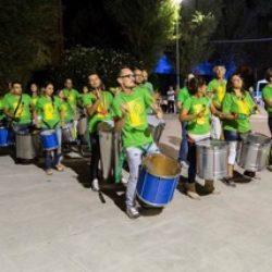 """BRASILE – """"Mao Branca Street Band"""" in collaborazione con """"Bahia Baila Brasil"""""""