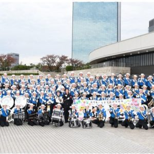 GIAPPONE -Takigawa Daini Wind Orchestra and Marching Band